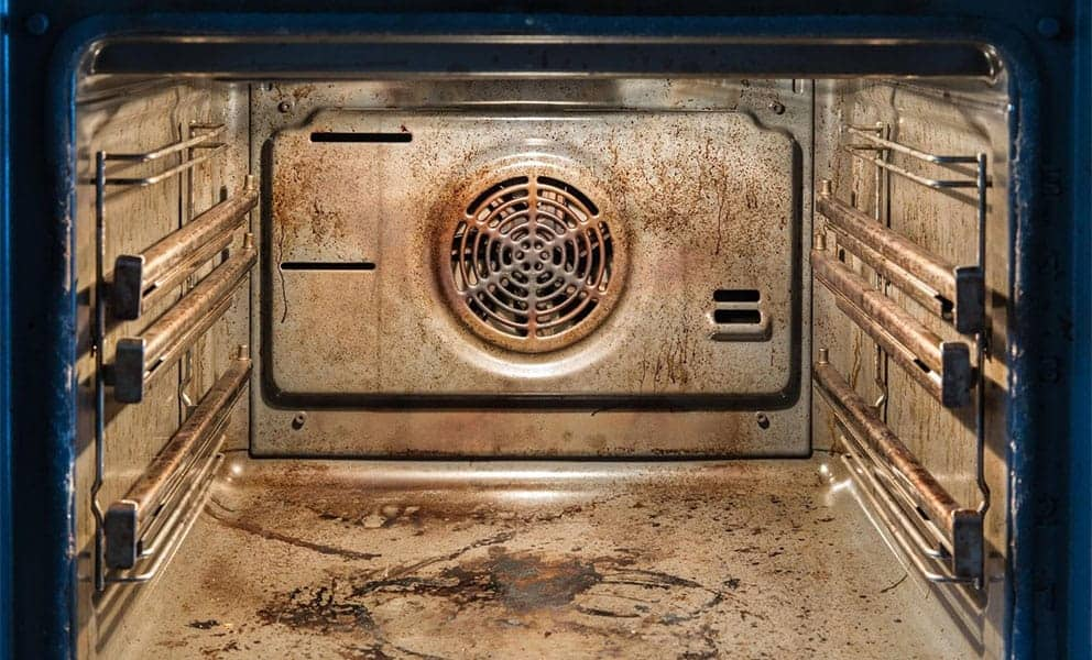 8 Benefits of Professional Oven Cleaning